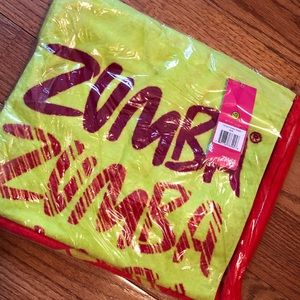 Zumba®️ Let Go Fitness Towels (2pk)
